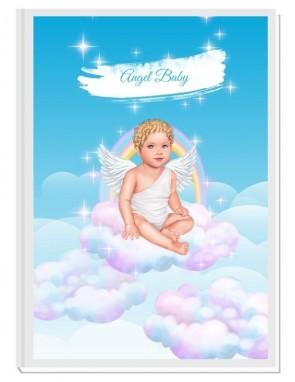 ANGEL BABY 3 - Дневник за първата годинка на бебето (avatar: baby boy/white/blond hair)