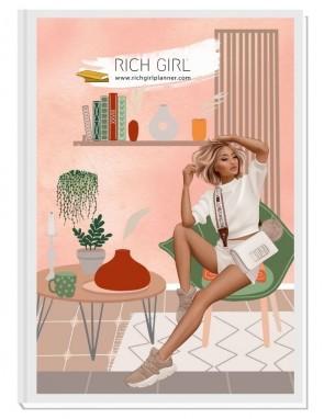 ALWAYS A WINNER - дизайнерски RICH GIRL планер