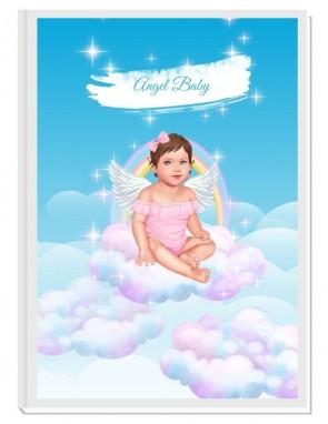 ANGEL BABY 4 - Дневник за първата годинка на бебето (avatar: baby girl/pink/brown hair)