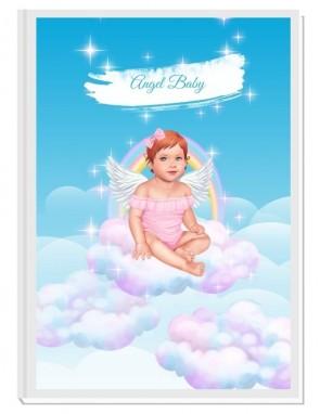 ANGEL BABY 4 - Дневник за първата годинка на бебето (avatar: baby girl/pink/red hair)