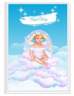 ANGEL BABY 4 - Дневник за първата годинка на бебето (avatar: baby girl/rainbow/bond hair)